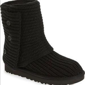 *LIKE NEW* Ugg Cardi II Knit Boot